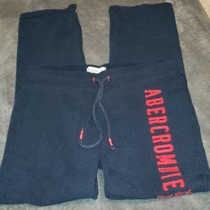 A & F sweatpants